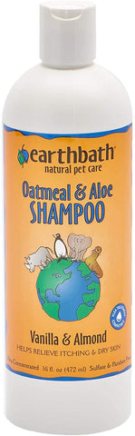 earth bath shampoo