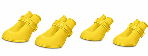 Waterproof Silicone Dog Boots