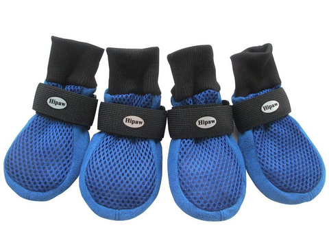 Breathable Soft Sole Dog Boots
