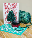 Glendi Designs Yarn Tree Pallet Kit