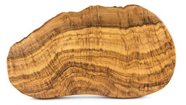 Engraved olive wood board - Glendi Designs