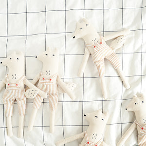 Envy Fox by Dana Riesgo x A Little Bundle