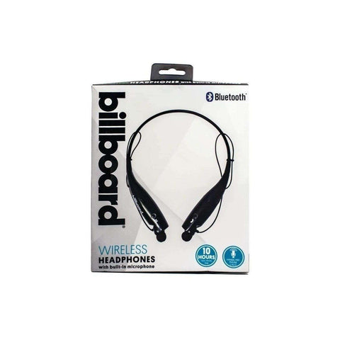 Billboard BB427 Bluetooth Neck Look Earbuds with Microphone