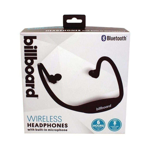 Billboard BB787 Bluetooth Neckband Stereo Headset with Microphone
