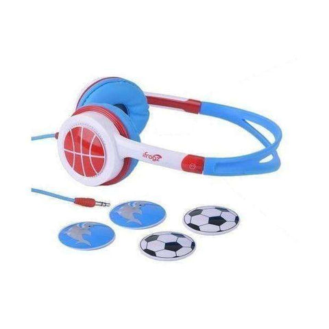 iFrogz IFLTRC-FB0 Audio Little Rockers Headphones