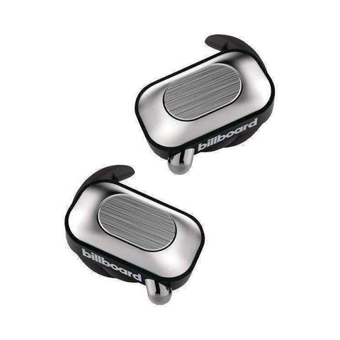 Billboard BB906 Splashproof Bluetooth Earbuds with Microphone & Carrying Case