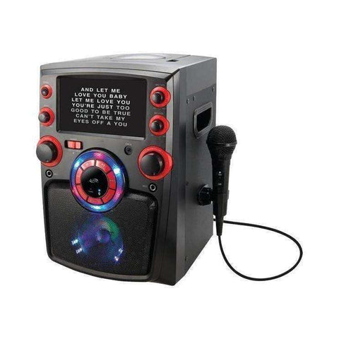 GPX IJMB587B Karaoke System with Bluetooth