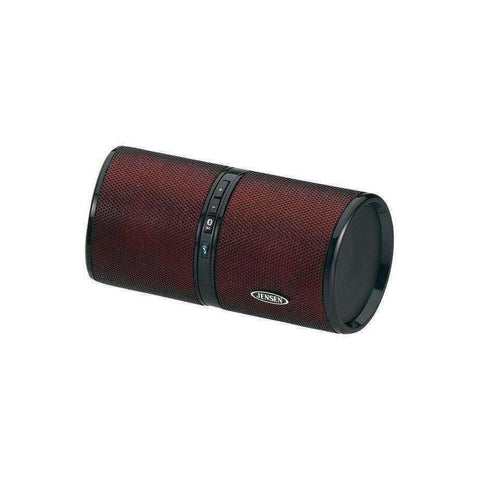 JENSEN Bluetooth Rechargeable Stereo Speaker (Red)