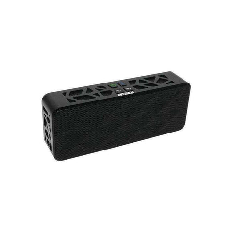 JENSEN Portable Bluetooth Rechargeable Speaker