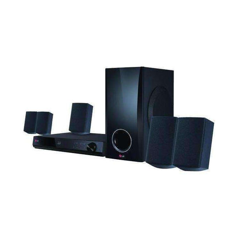 LG BH5140S 3D-Capable 500-Watt 5.1-Channel Home Theater System with Blu-ray Disc Player
