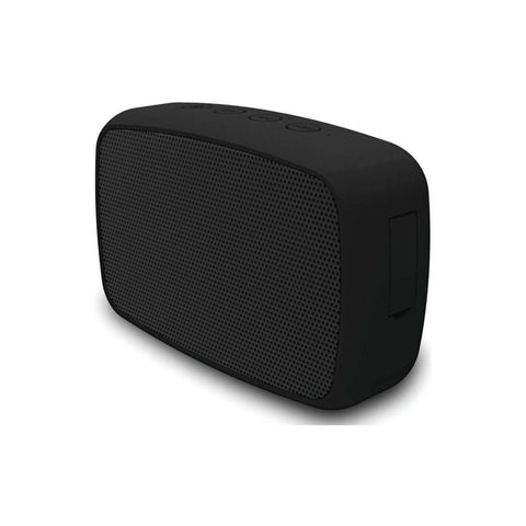 EMATIC Rugged Life NOIZE Bluetooth Speaker (Black)