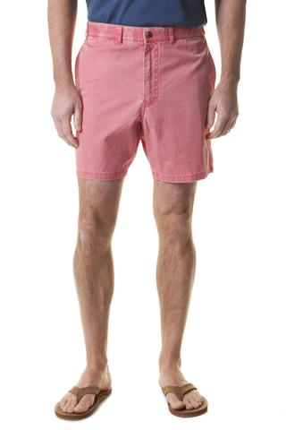 Castaway Island Canvas Shorts