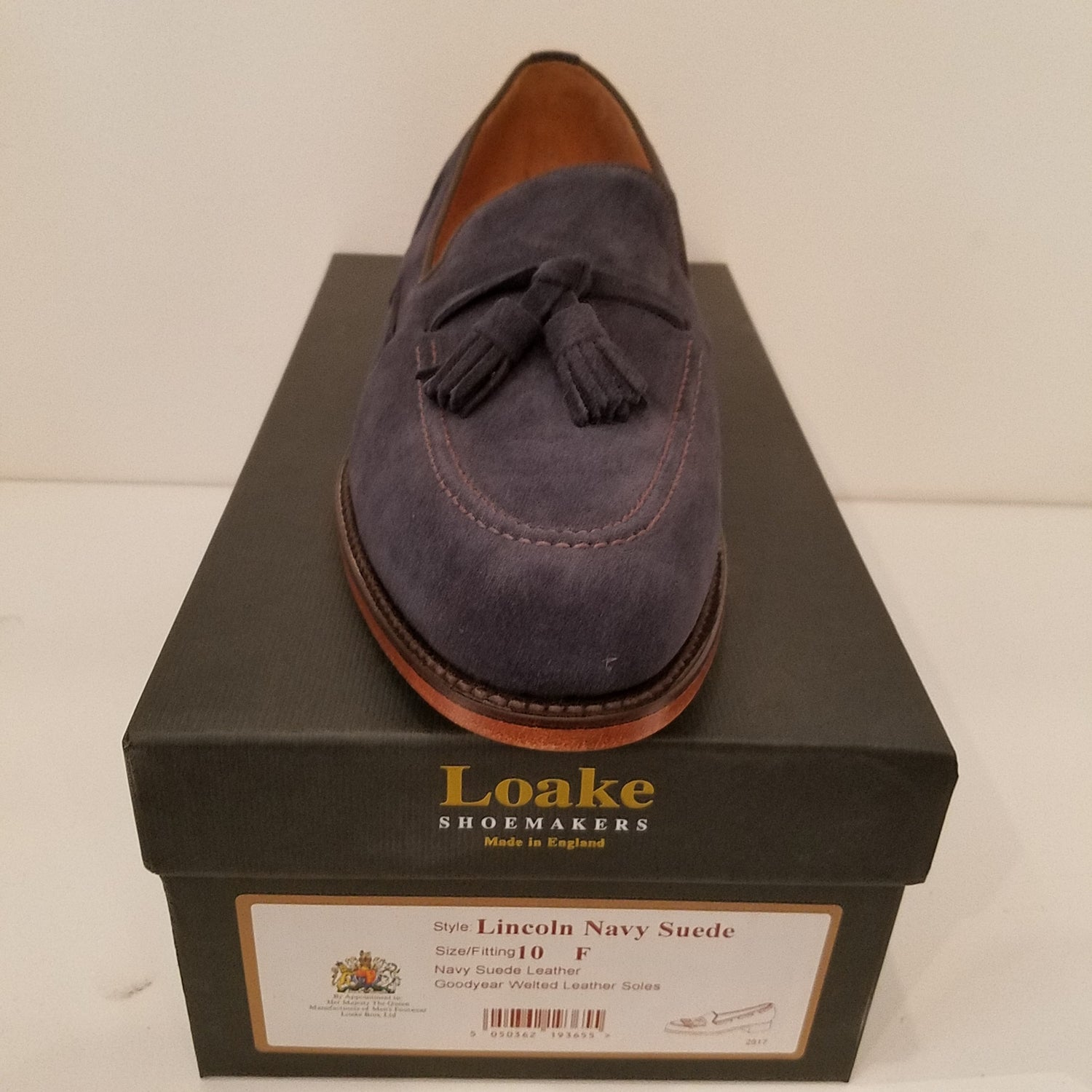 Loake Lincoln Loafer