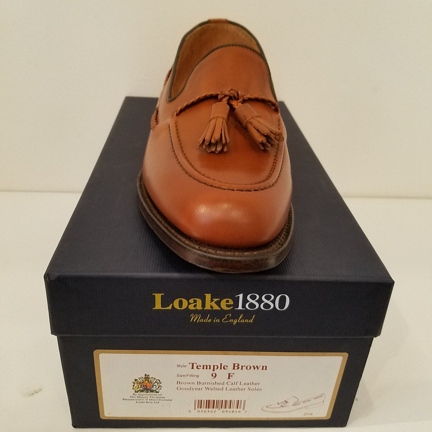 Loake Temple Loafer
