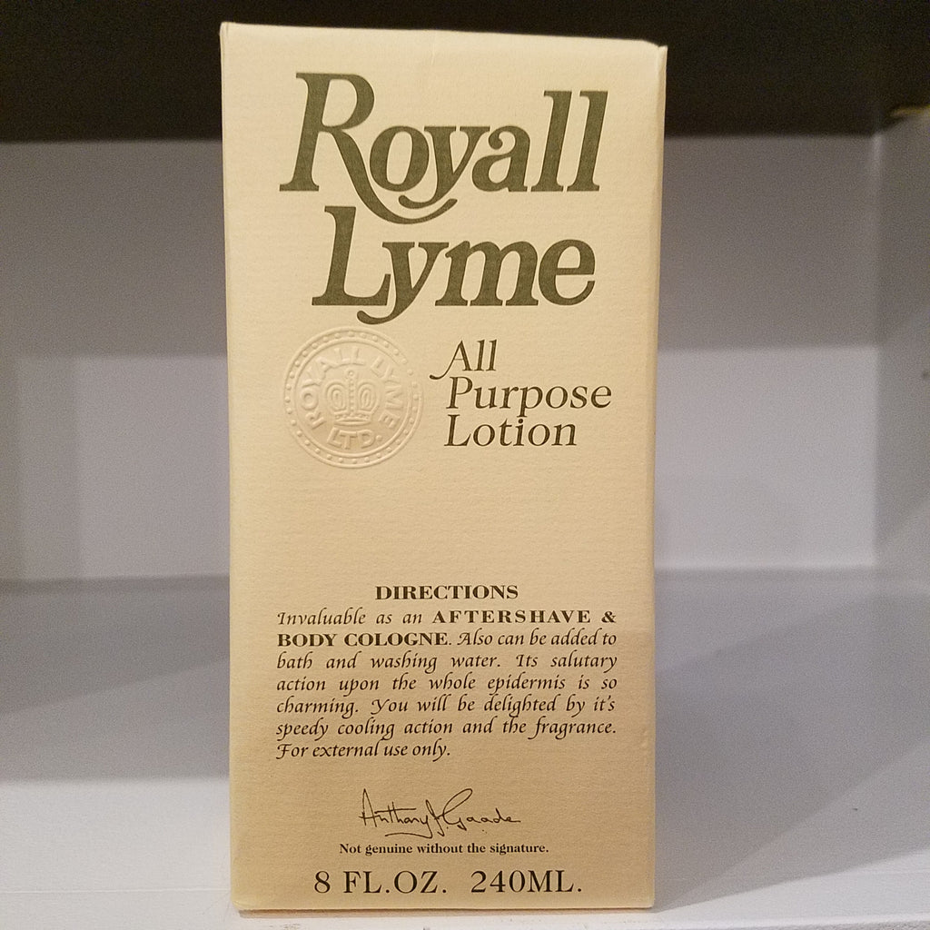 Royall Lyme All Purpose Lotion