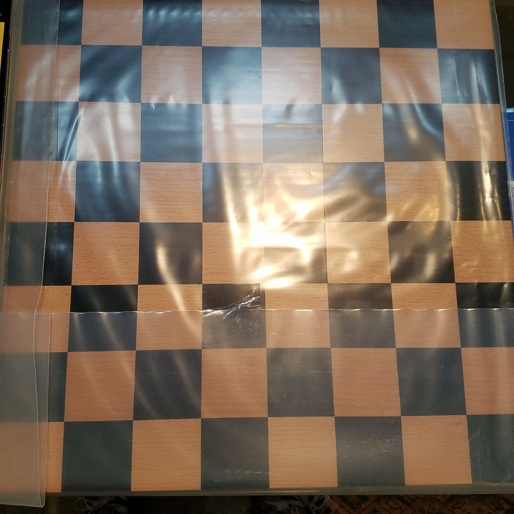 Copy of Copy of Wood Board for use with Man Ray Chess Pieces