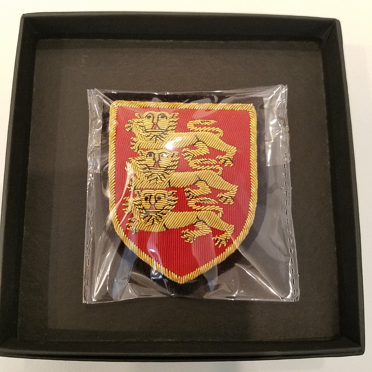 Benson & Clegg Three Lions Blazer Badge