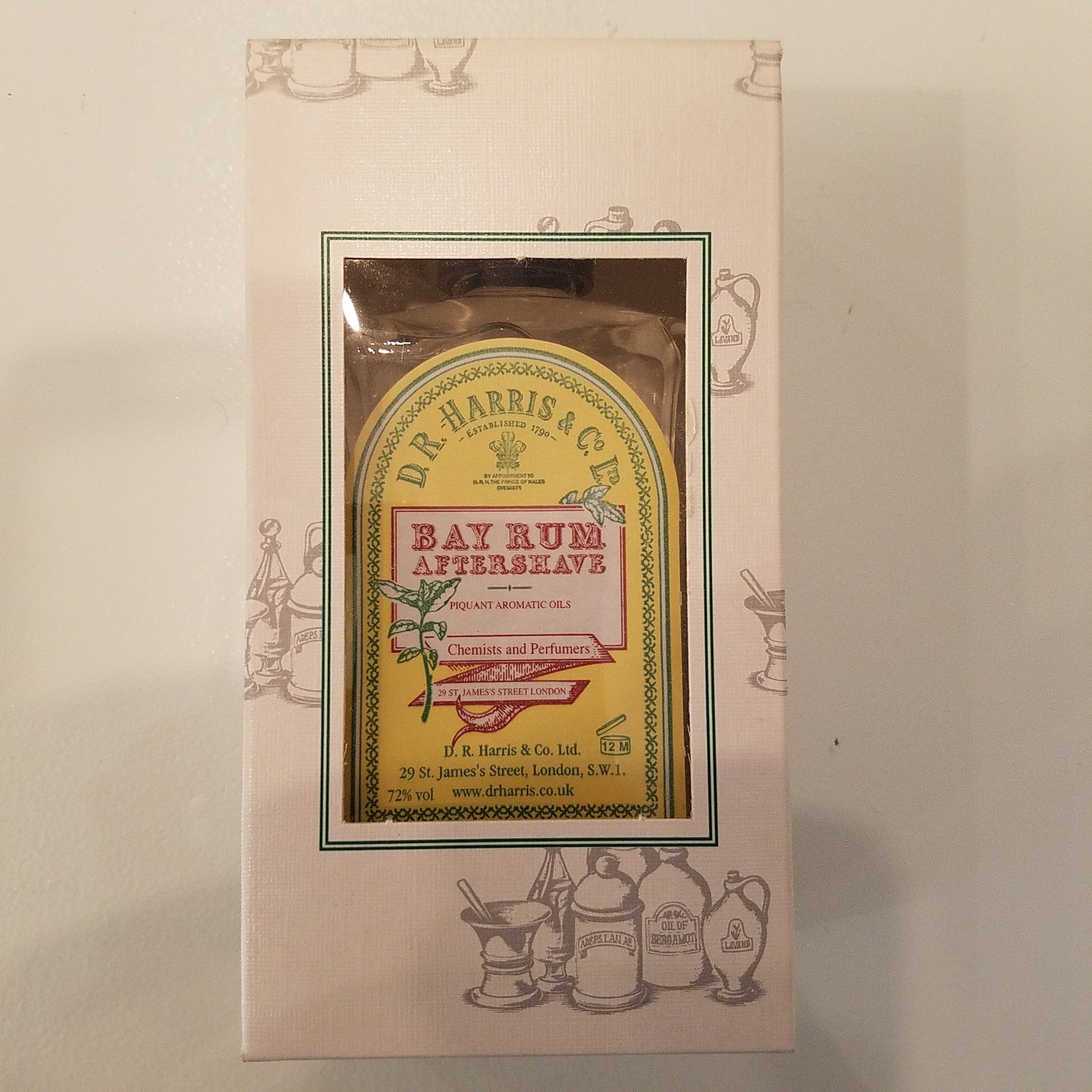 Dr. Harris & Co. Bay Rum Aftershave