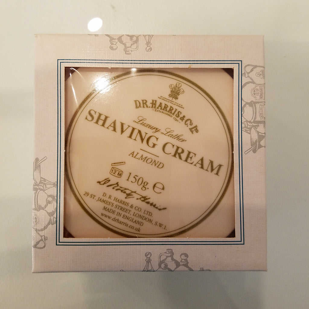 Dr. Harris & Co.  Almond Shaving Cream