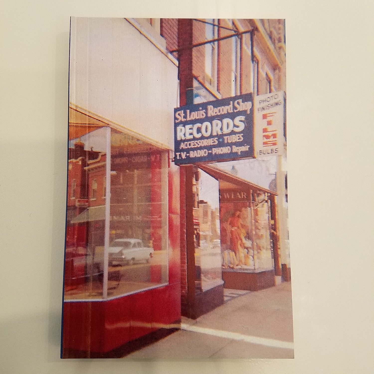 St. Louis Record Shop