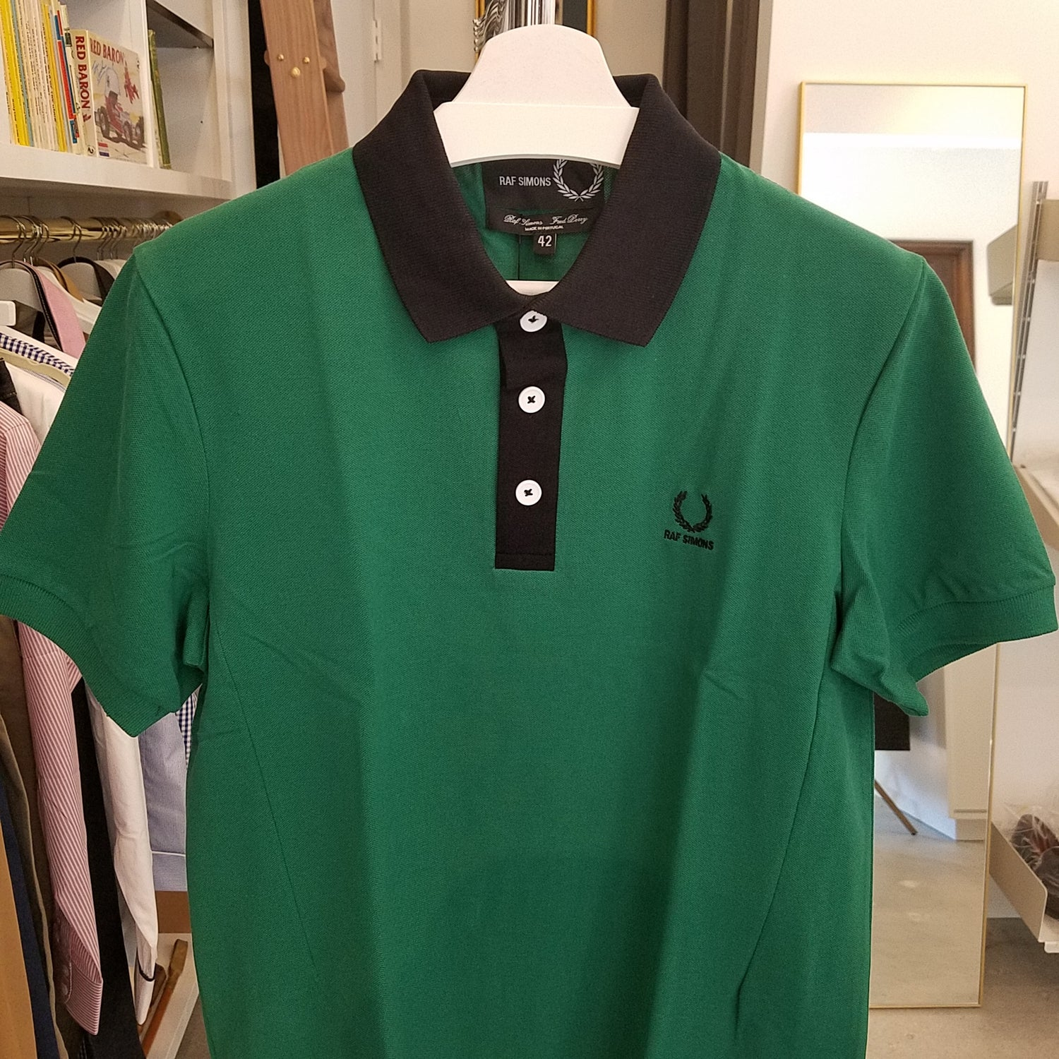 Raf Simons For Fred Perry