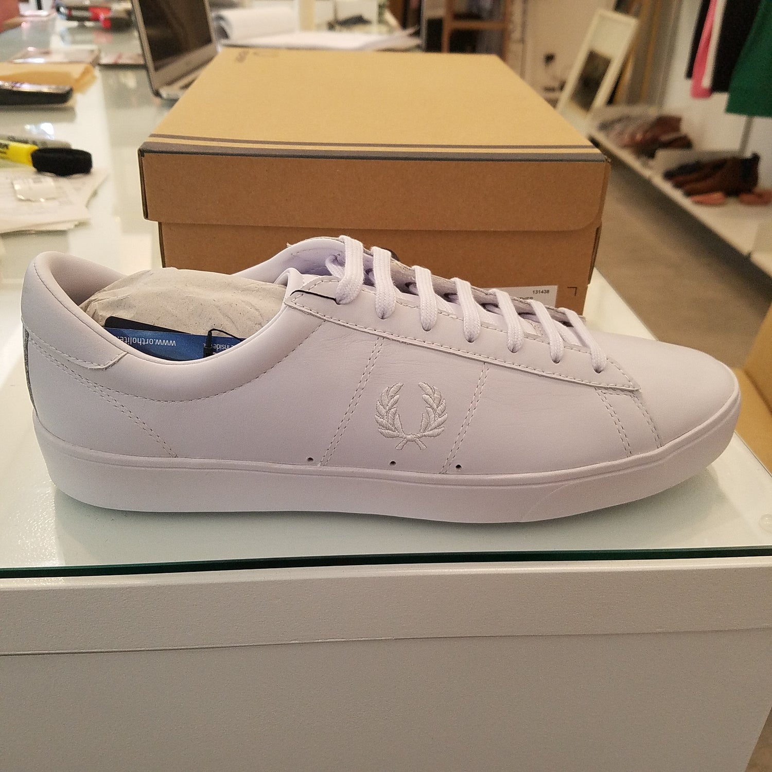 Fred Perry Spencer Tennis Shoe