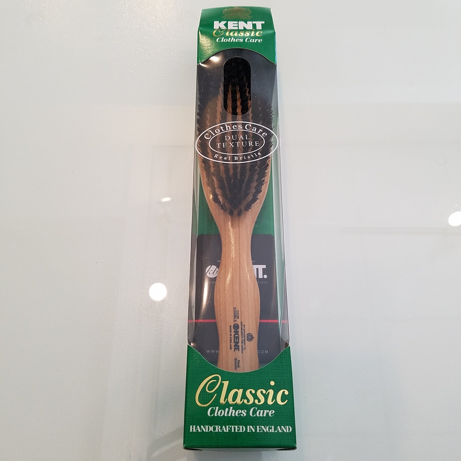 Kent Double Sided Clothes Brush