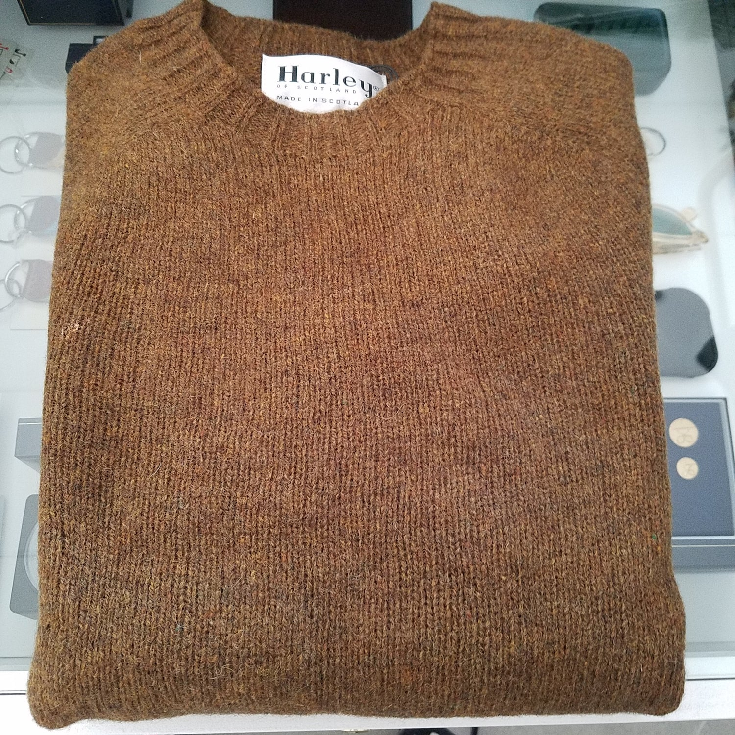 Harley Crew Neck Sweater