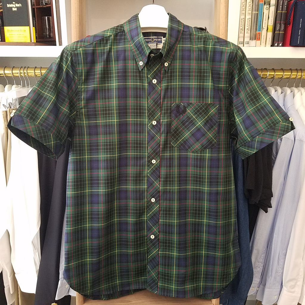 Fred Perry Short Sleeve Shirt