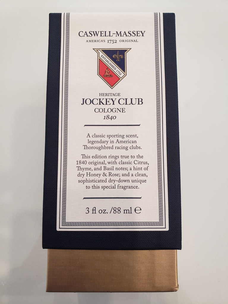 Caswell-Massey Jockey Club Cologne