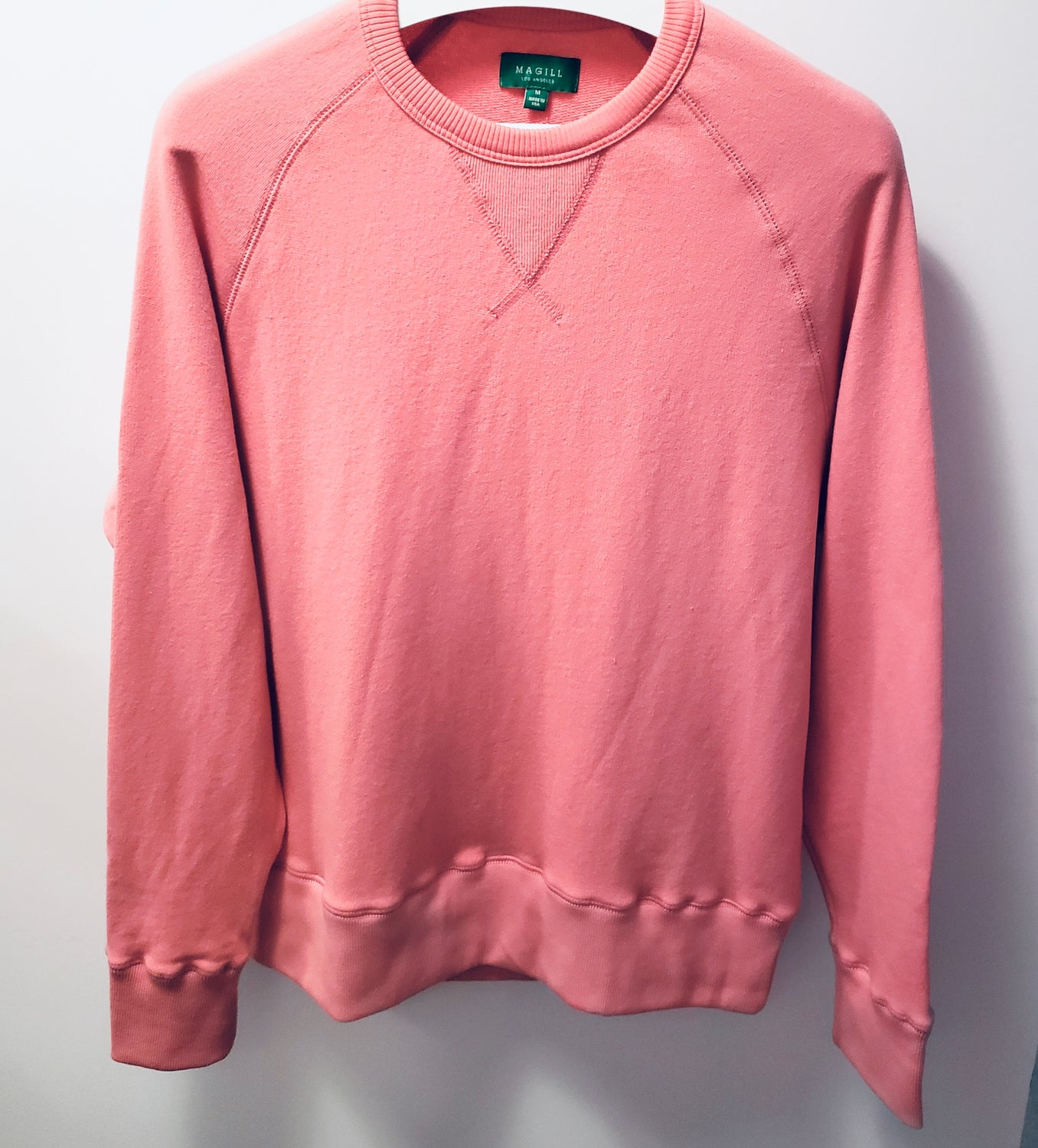 Magill Long Sleeve Perry Sweatshirt