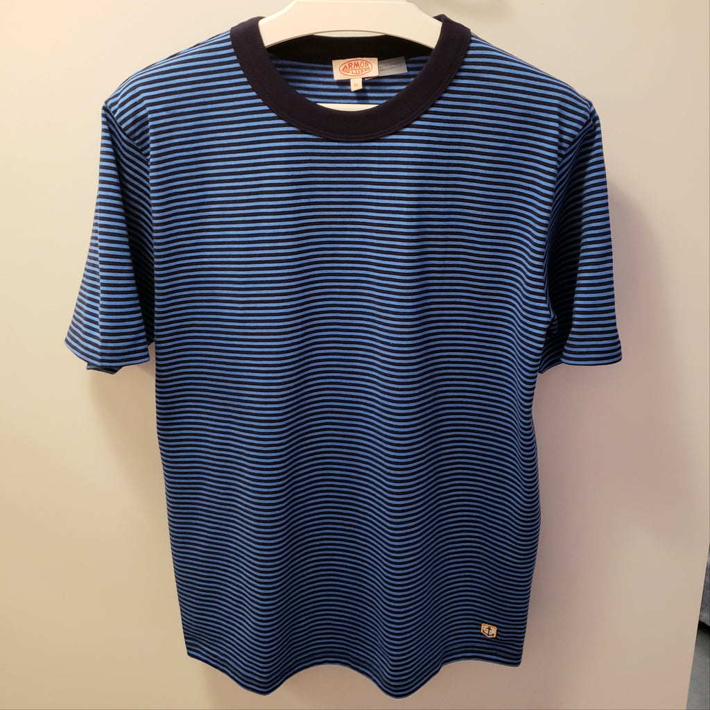 Armor Lux Striped Heritage Tee