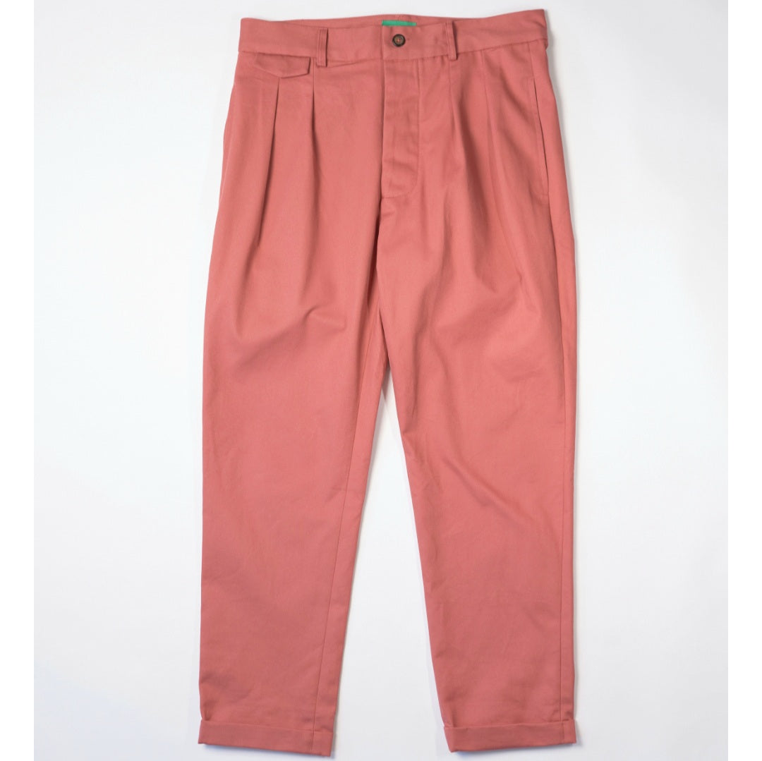 Magill x The Bloke Pleated Trousers