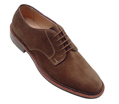 Alden Unlined Plain Toe Blucher