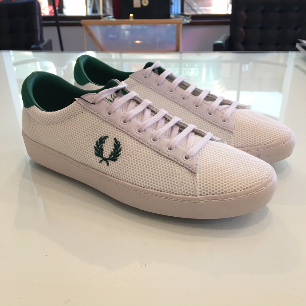Fred Perry Spencer Mesh Tennis Shoe