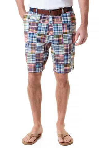 Castaway Hayes Patch Shorts
