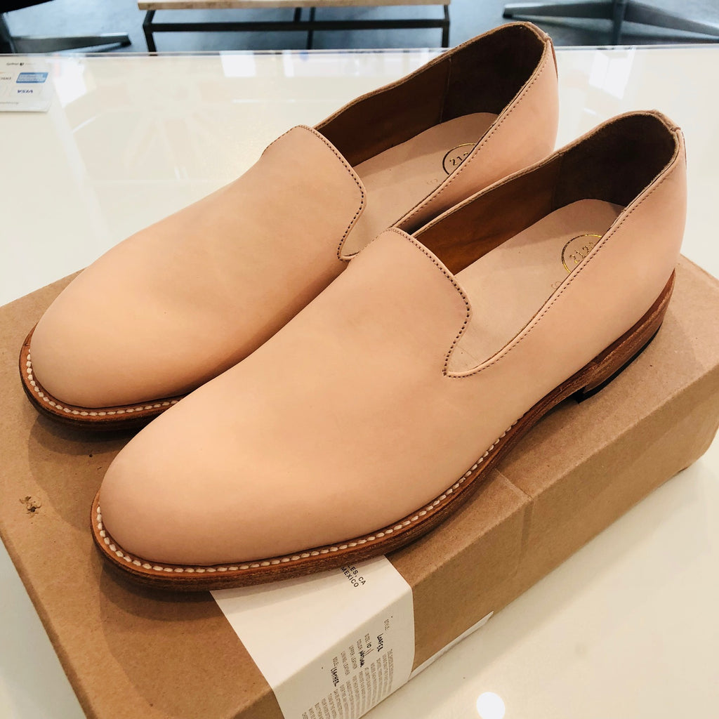 2120 Handcrafted Genuine Leather Loafers