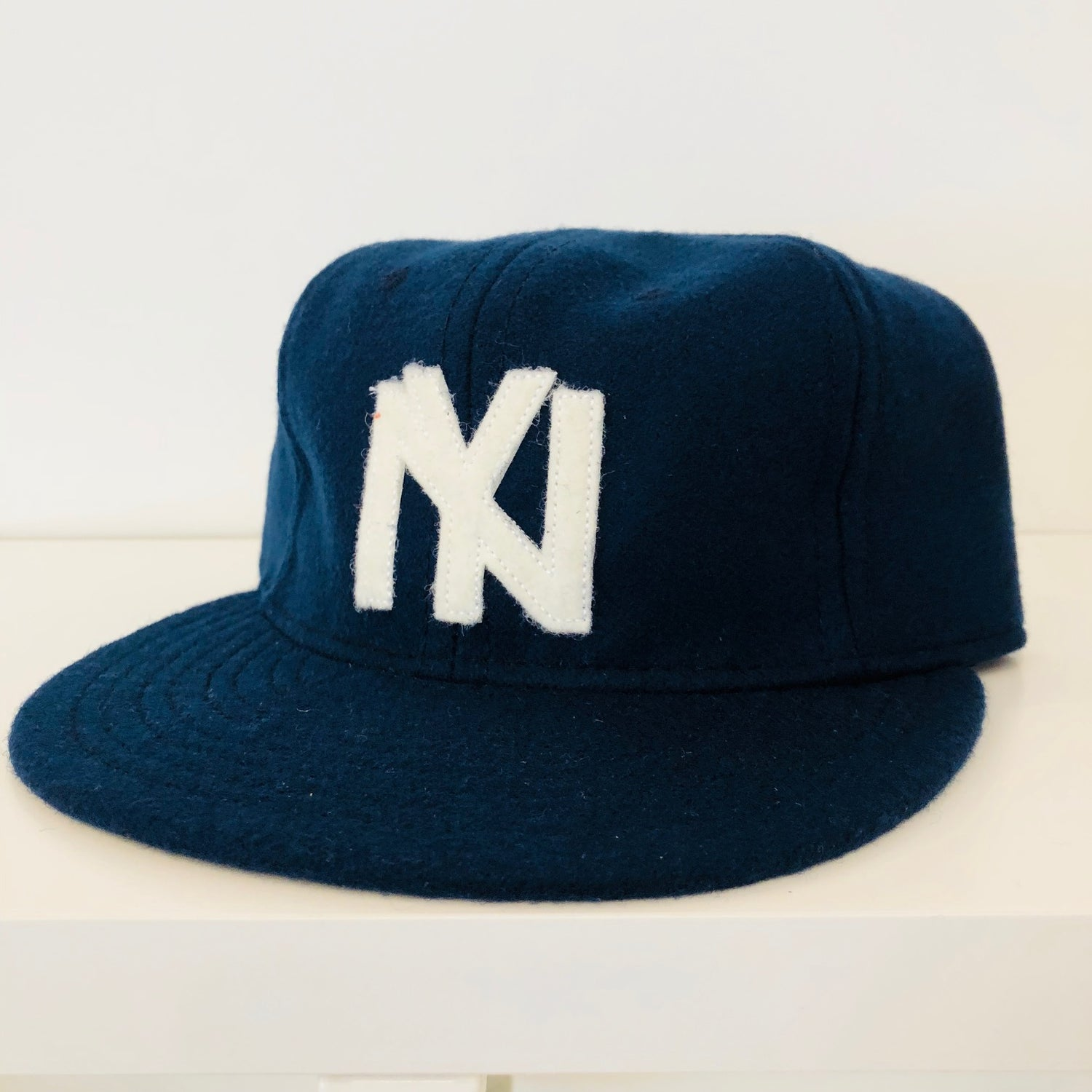 Ebbets Field Brooklyn Eagles 1935 Baseball Cap