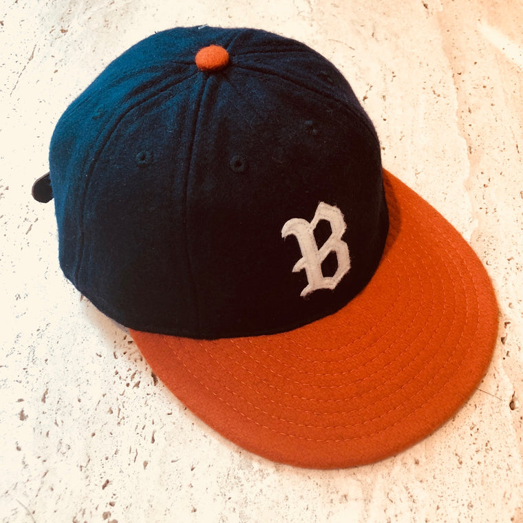 Ebbets Field Brooklyn Bushwicks 1949 Ball Cap
