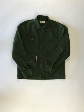 Tellason Garment Dyed Coverall Jacket