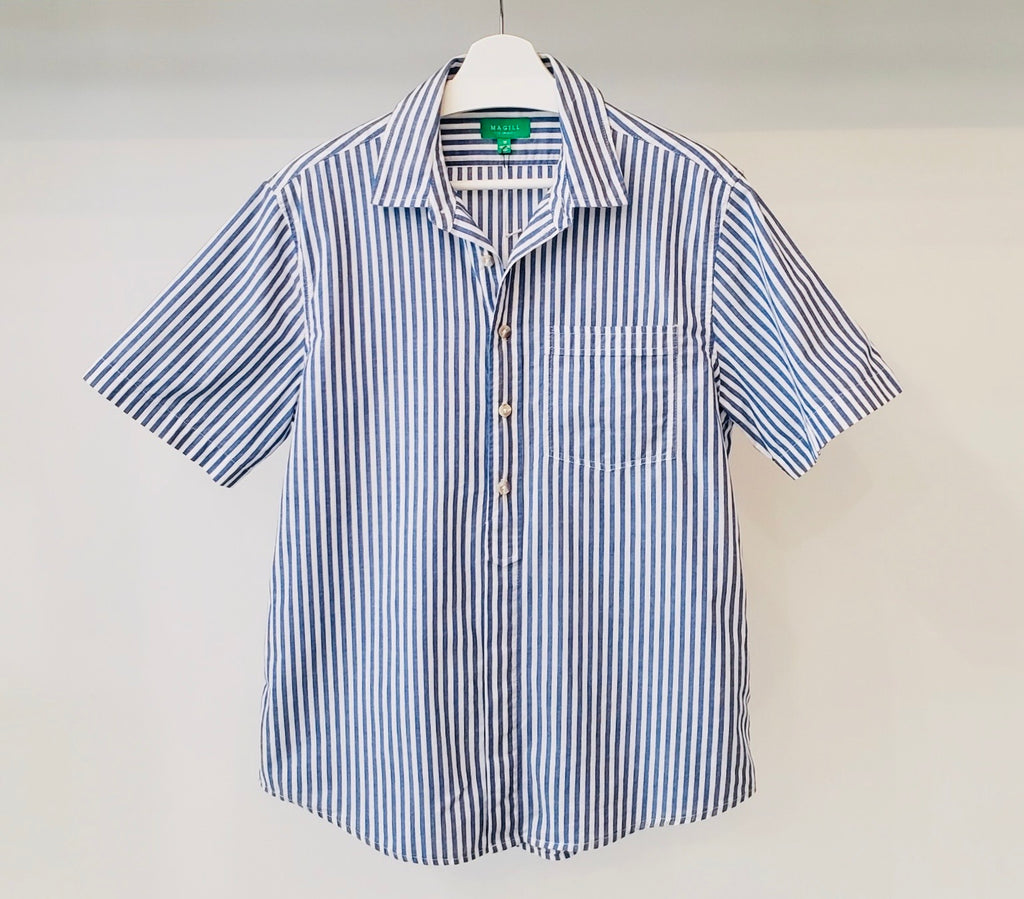 Magill Short Sleeve Ellis Button Down Shirt