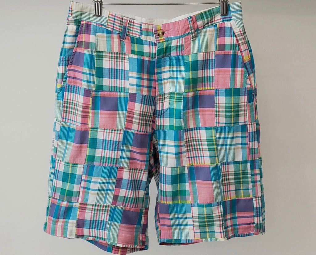 Castaway Chatham Patch Shorts