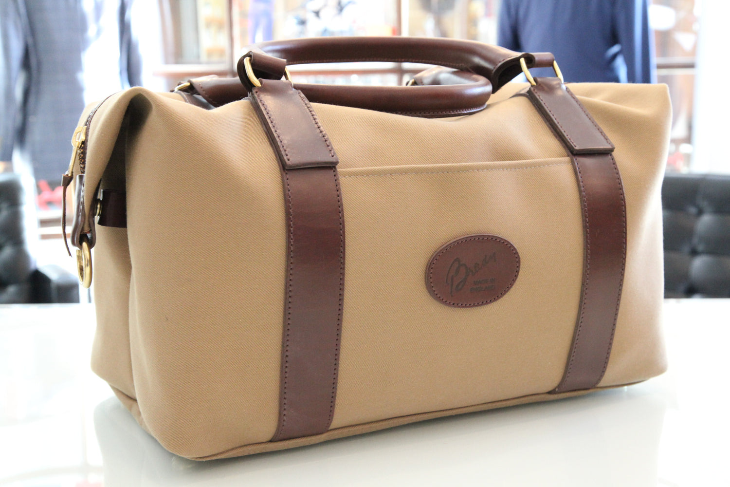 Brady Captains Holdall