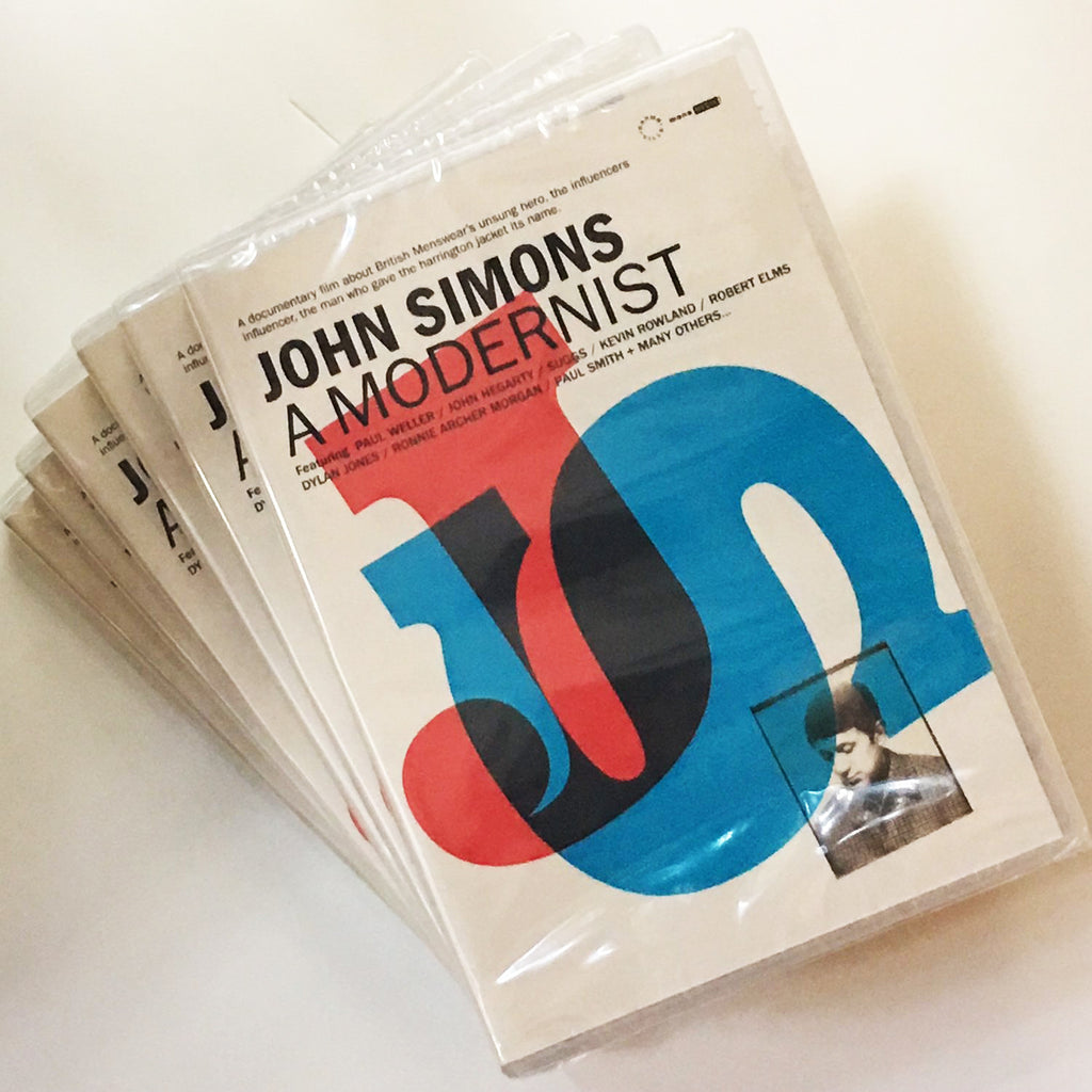 John Simons A Modernist Documentary