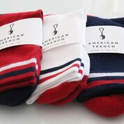 American Trench Kennedy Sock