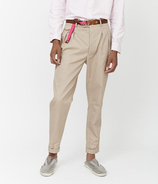 Magill Hepburn Pleated Trousers