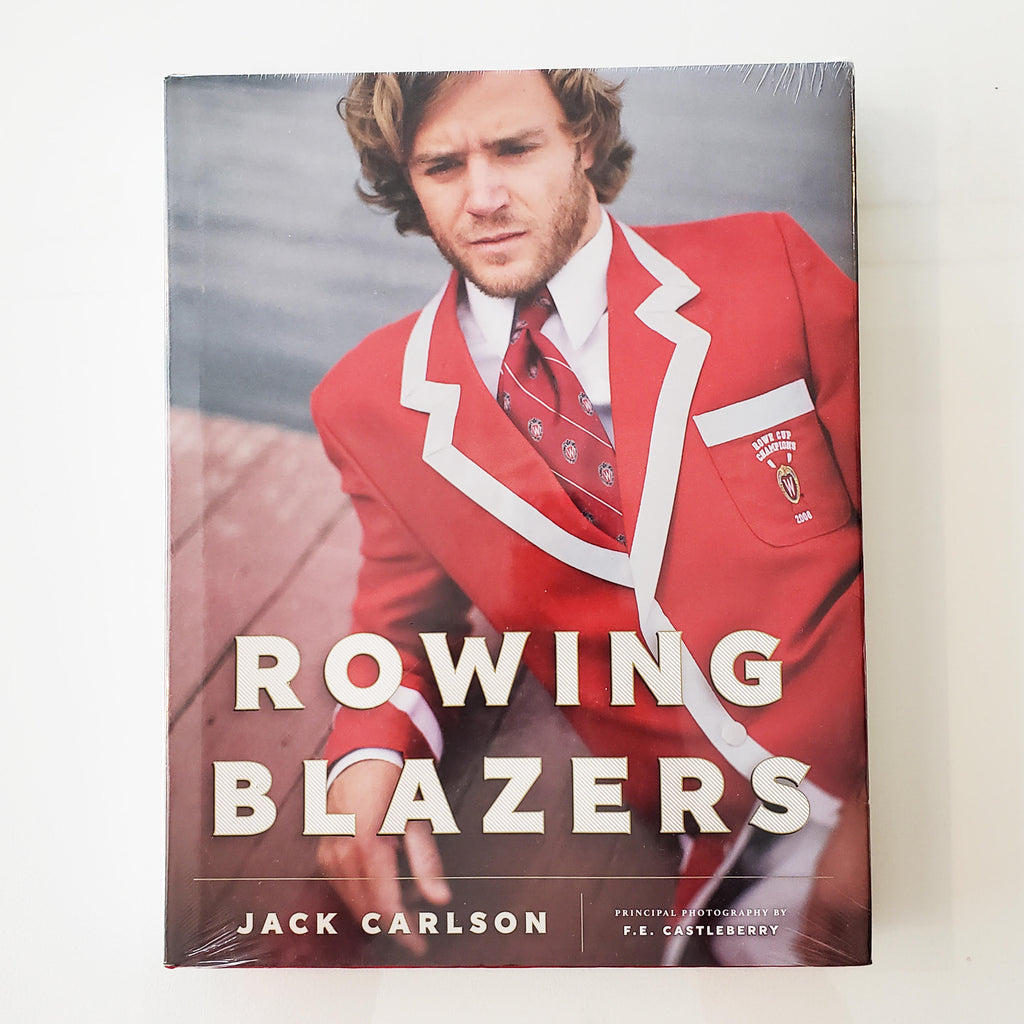 Rowing Blazers, a book by Jack Carlson