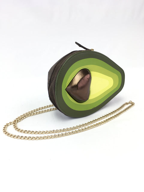 Betsey Johnson Avocado Crossbody