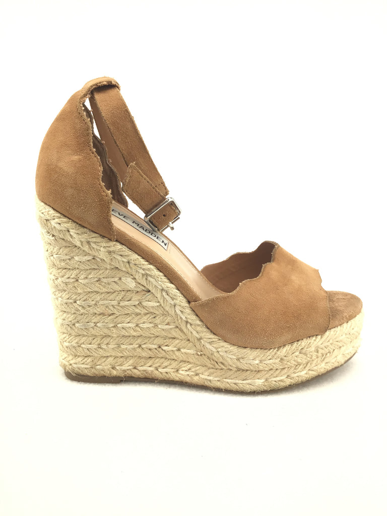 Steve Madden Susana Wedge Sandals Size 5.5M