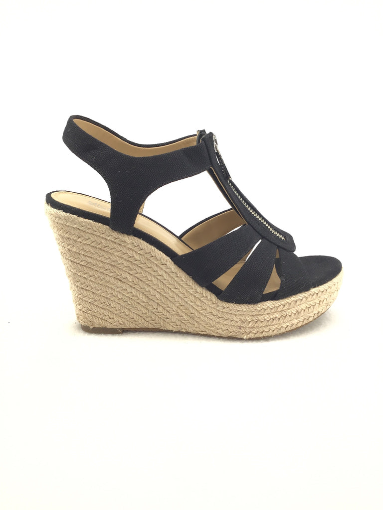 Michael Kors Wedge Sandals Size 7M